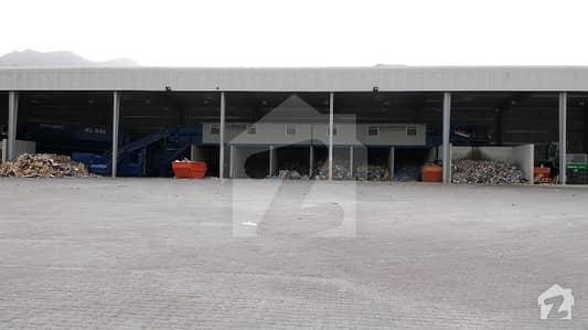 سنگ جانی اسلام آباد میں 3 کمروں کا 13 کنال فیکٹری 20 کروڑ میں برائے فروخت۔
