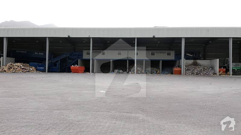 Urgently Sale Profitable Running Manufacturing Factory For Sale In Islamabad Industrial Area