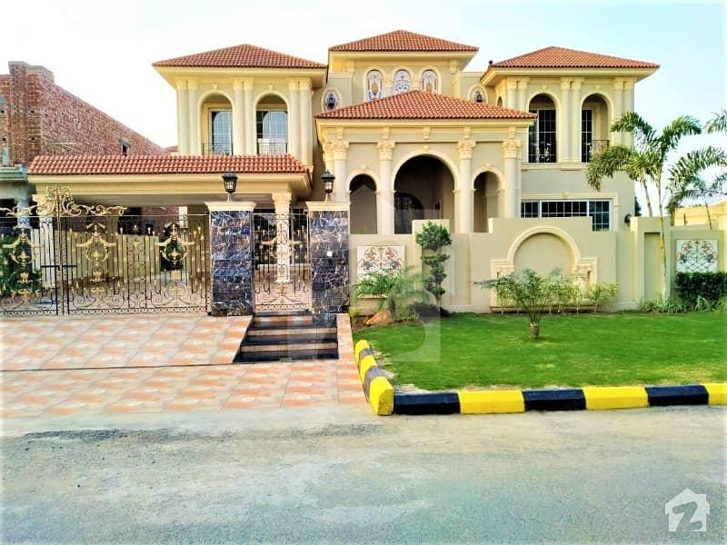 این ایف سی 1 لاہور میں 6 کمروں کا 2 کنال مکان 11 کروڑ میں برائے فروخت۔