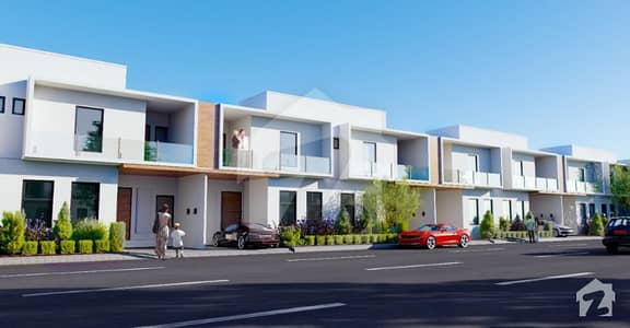 Luxury 5 Marla House Available For Sale In Bahria Orchard Phase 4 On Easy Installments