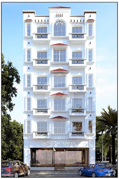 بحریہ ٹاؤن سیکٹر ای بحریہ ٹاؤن لاہور میں 2 کمروں کا 4 مرلہ فلیٹ 75 لاکھ میں برائے فروخت۔