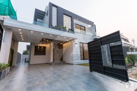 10 Marla Brand New Designer House At Hot Location Near And Masjid Easy Approach From Lahore Ring Road Very Solid Construction