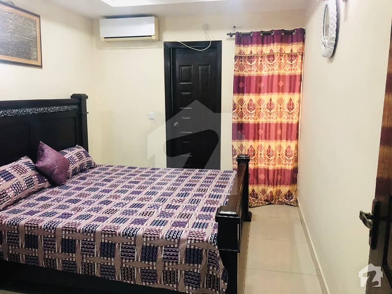 2 Bedroom Furnished Flat For Rent at Good Location