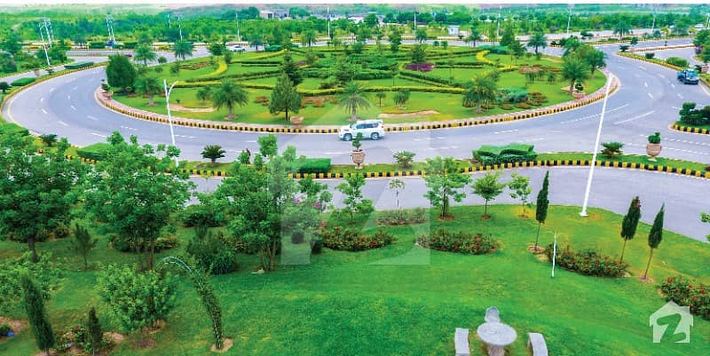 Ideally Located 9 Kanal Petrol Pump Land For Sale In Gulberg Greens Islamabad