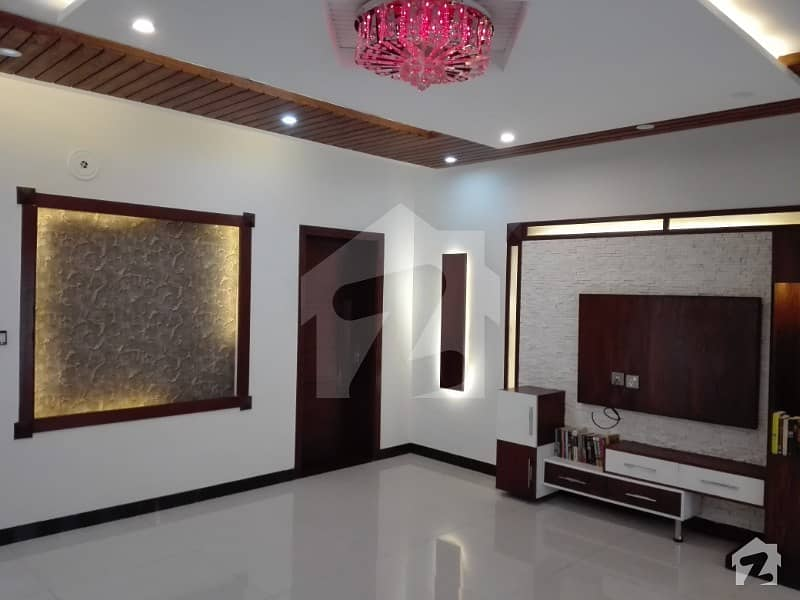 Double story house is available rent