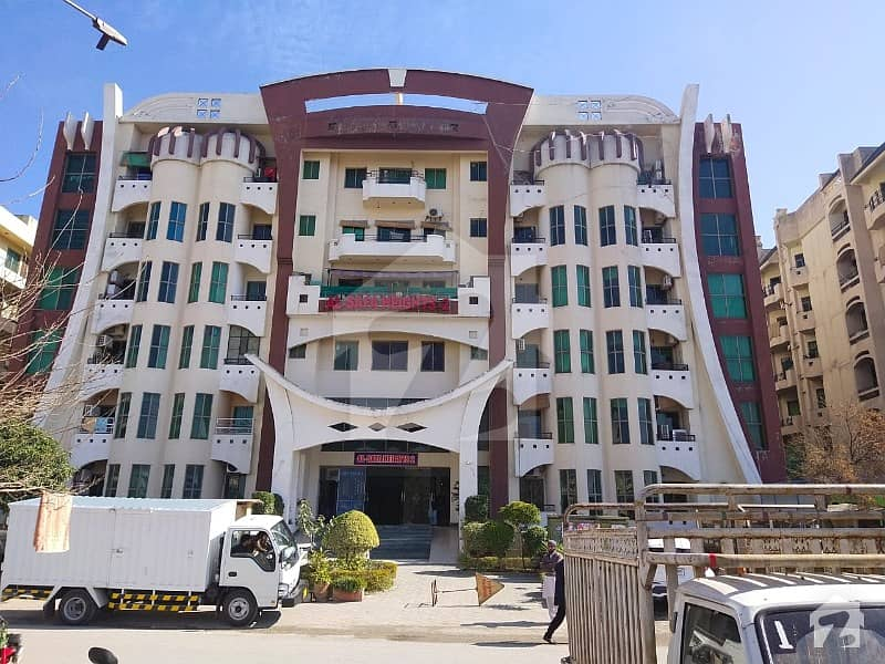 F11 Markaz Luxury Apartment 2 Bed Room 2115 Sq Feet For Sale