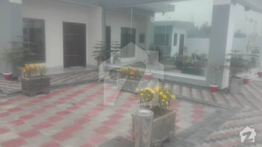 One KANAL Brand New Fram House For Sale In Bedian Road