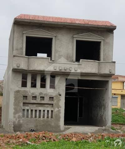 لہتاراڑ روڈ اسلام آباد میں 3 کمروں کا 5 مرلہ مکان 65 لاکھ میں برائے فروخت۔