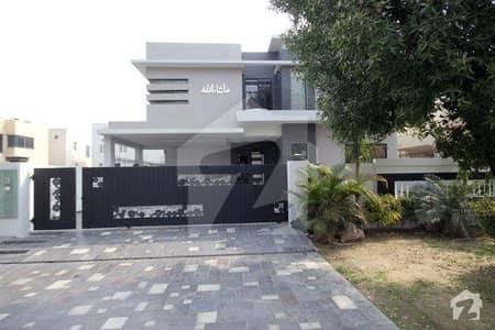 Chohan Offer 22 Marla Brand New Corner House With Basement For Rent In Phase 5
