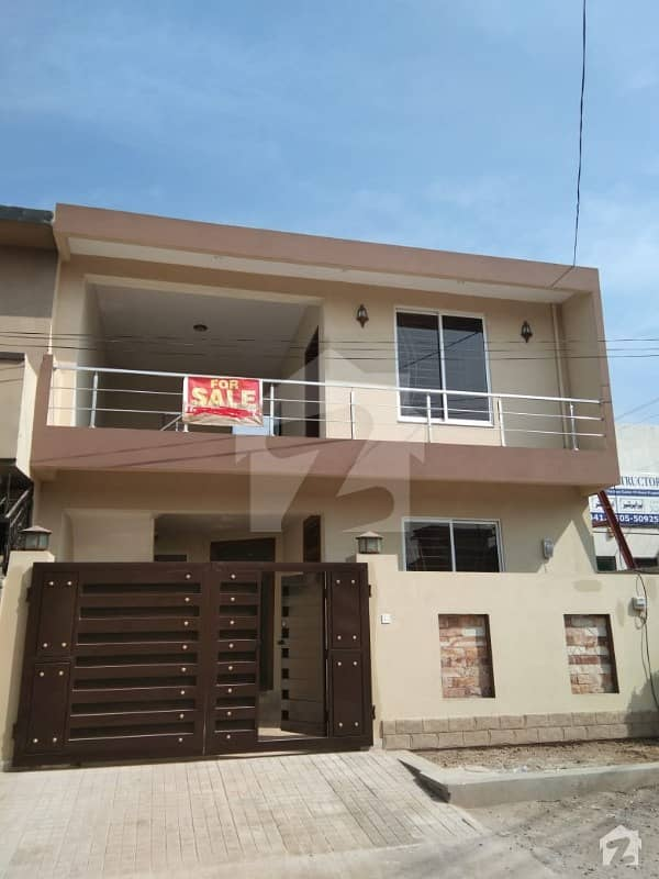 Brand New 5 Marla One And Half Storey House For Sale In Airport Housing Society Rawalpindi