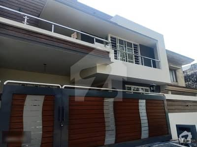 I-8-3  Barnd New Double Storey House For Sale Near Kachnar Park