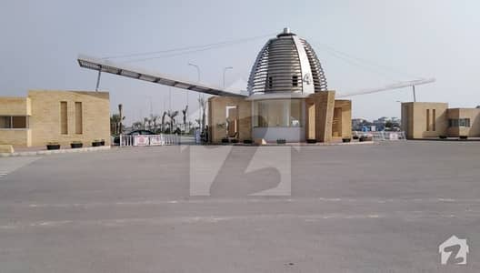 Cheapest Yet Developed 10 Marla Plot For Sale In Bahria Orchard Phase 4