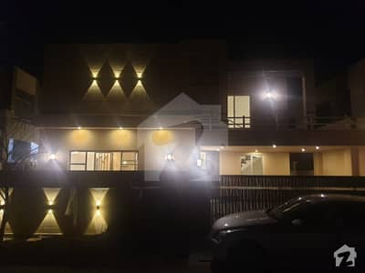 Brand new 1 Kanal Double story house for sale in E Block statelife Housing society