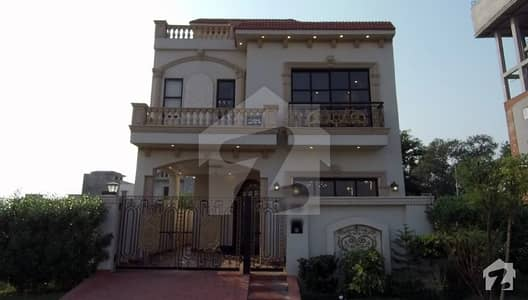 5 Marla Brand New House Is Available For Sale In DHA Phase 9 Town Lahore