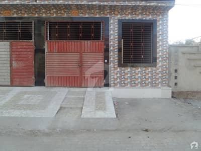 Double Storey Beautiful House For Sale At Shadman Colony Okara