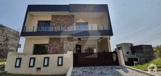5 Marla Brand New House For Sale In Naval Anchorage Islamabad