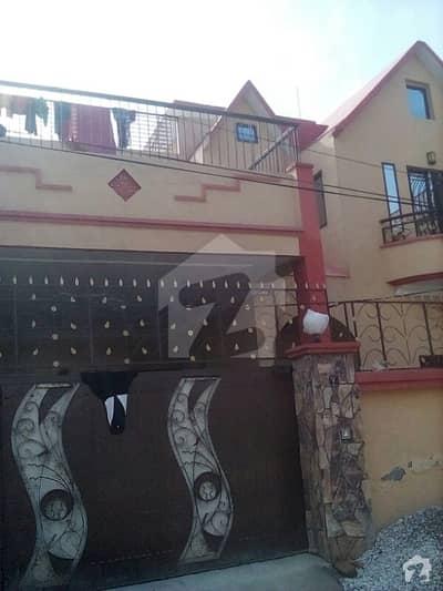 چکری روڈ راولپنڈی میں 12 کمروں کا 10 مرلہ مکان 98 لاکھ میں برائے فروخت۔