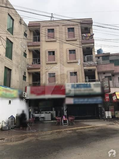 4 Marla Commercial Building For Sale In Punjab Coop Housing Society