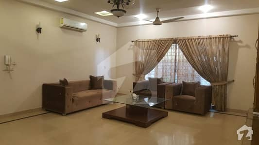 1 kanal lower portion furnished pr day long time short time For Rent In State Life Housing Society