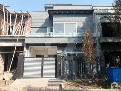 5 Marla Brand New House For Sale In A Block Of Citi Housing Society Silakot