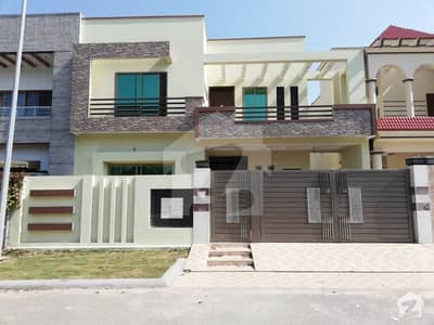 10 Marla Brand New House For Sale In A Block Of Citi Housing Society Silakot