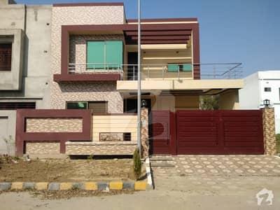 10 Marla Brand New House For Sale In B Block Of Citi Housing Society Silakot