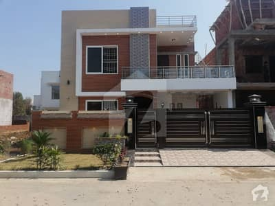 10 Marla Brand New House Is Available For Sale In Citi Housing Society Block C Sialkot