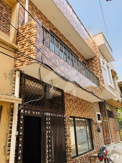 4 Marla New Construction House For Sale