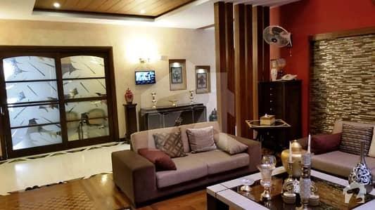 کے ڈی اے سکیم 1 کراچی میں 6 کمروں کا 1.2 کنال مکان 23 کروڑ میں برائے فروخت۔