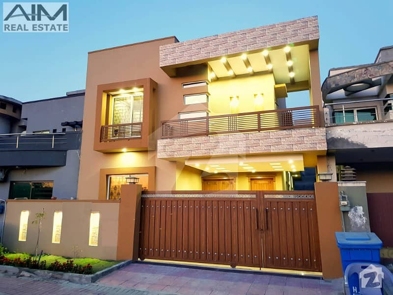10 Marla Designer House For Sale In Bahria Town