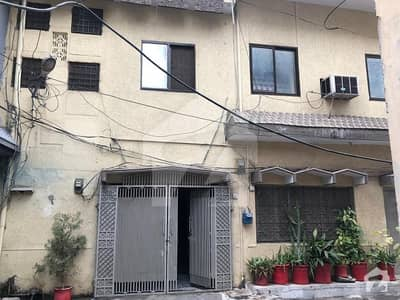 Old 5 Marla 2 Unit House For Sale