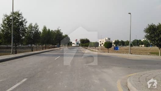 Direct From Owner Developed 8 Marla Plot For Sale In Bahria Orchard Phase 1