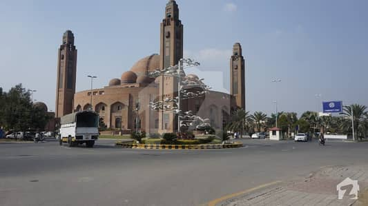 10 Marla plot for sale in toheed block bahria town lahore