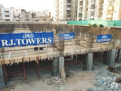 On Booking Apartment RJ Tower Gulshan-E-Iqbal Block 13D 1