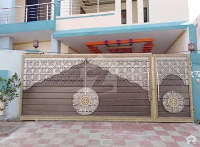 10.5 Marla Double Storey House For Sale