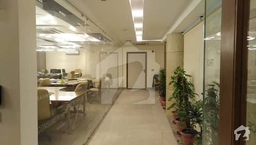 Office For Sale In Ali Tower MM Alam Road Lahore