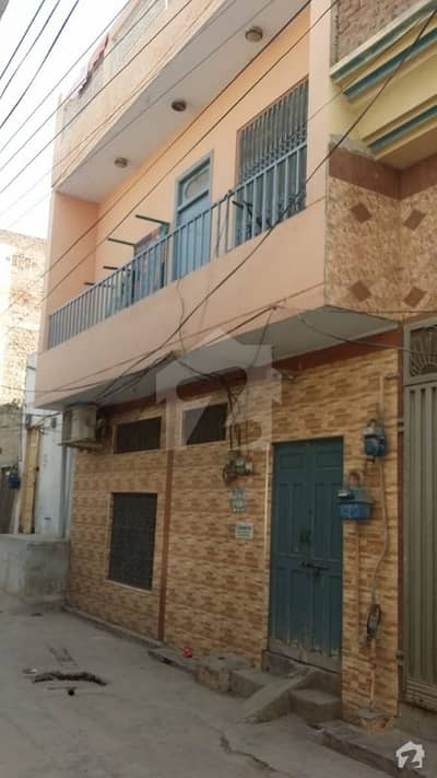 4 Marla House Is Available For Sale