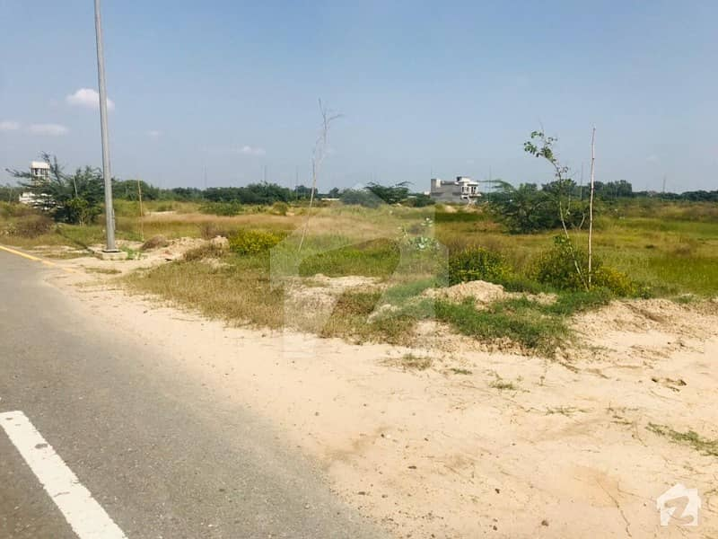 One Kanal Plot For Sale On 100 Feet Road In Dha Phase 06 Block N Lahore