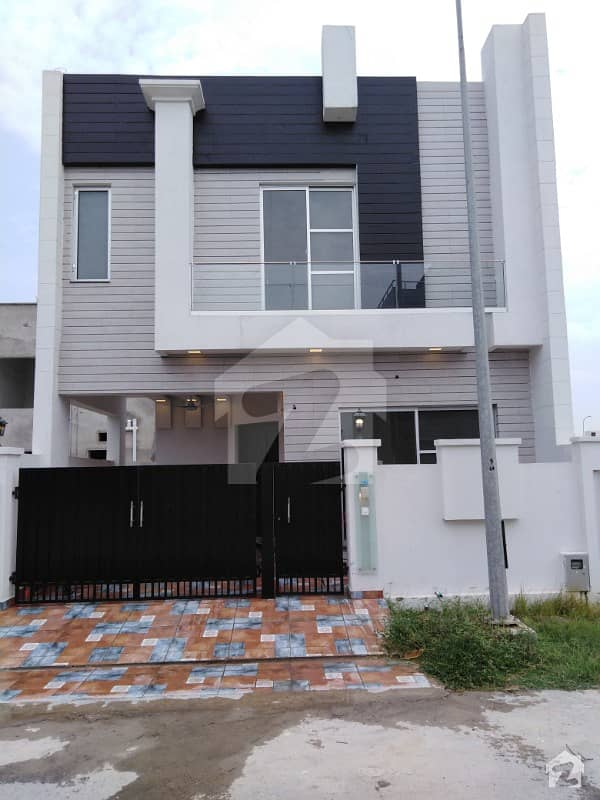 10 Marla Luxury Bungalow For Sale Near Park Commercial Owner Needy