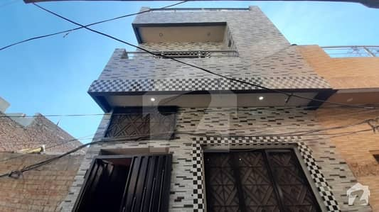 3 Marla Brand New Fully Furnished House For Sale