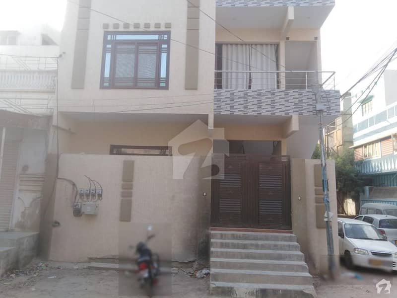 Corner Ground Floor Portion Available For Sale
