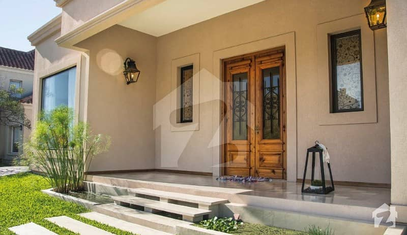 Defence Phase Vi Brand New 1000 Yards Real Spanish Furnished House 6 Beds Well Known Architect