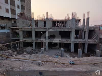 New Flat Available For Sale In Installment At Comfort Residency Wadhu Wah Road Qasimabad Hyderabad