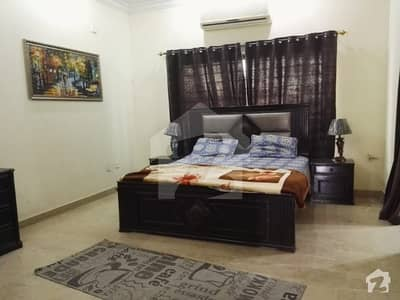 Furnished 30 Marla House For Rent In Bahria Town Safari 3