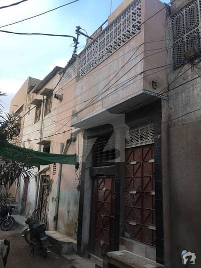 ناصر کالونی کورنگی کراچی میں 4 کمروں کا 2 مرلہ مکان 45 لاکھ میں برائے فروخت۔