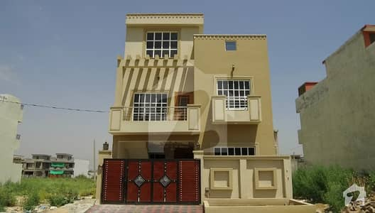Brand New Designer House Is Available For Sale In I-14 Islamabad