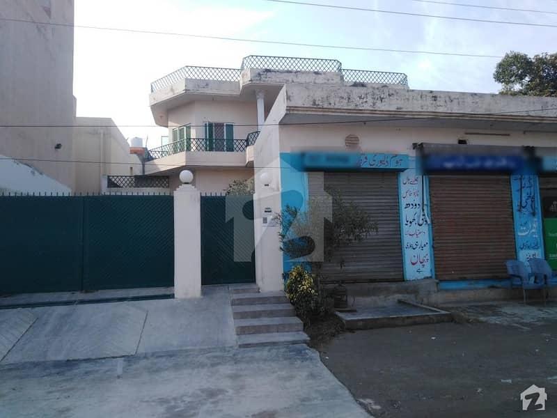 خیبر کالونی ہربنس پورہ ہربنس پورہ لاہور میں 5 کمروں کا 1 کنال مکان 2.75 کروڑ میں برائے فروخت۔