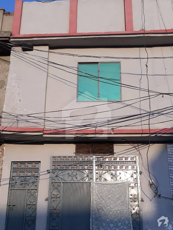 2.5 Marla Portion Situated In Malak Saad Town Duranpur