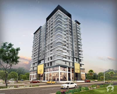 Studio One Bedroom Apartment For Sale In Elysium Blue Area Islamabad