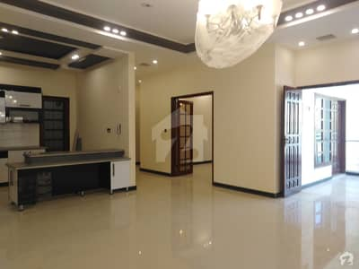 280 Square Yards Corner Brand New Double Storey  House For Sale